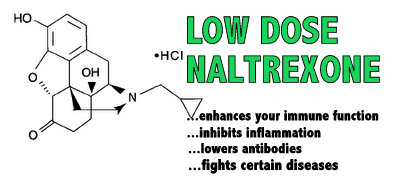 can you take tramadol with low dose naltrexone