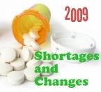 Pills Spilled Shortages