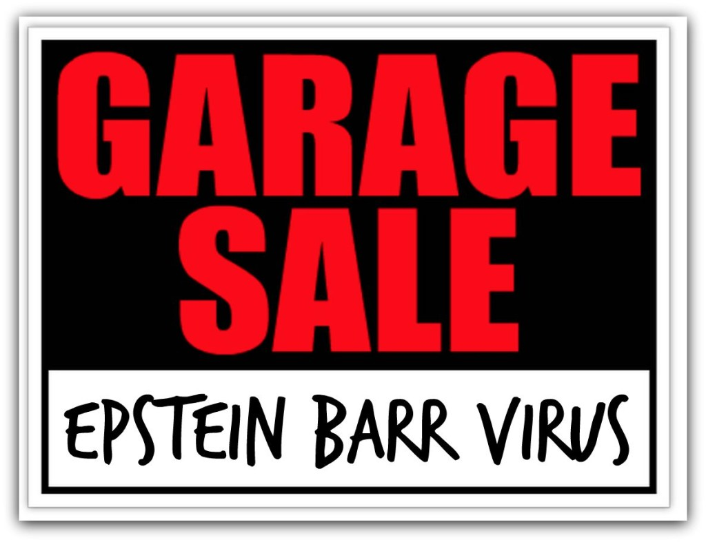 STTM Epstein Barr Virus Garage Sale