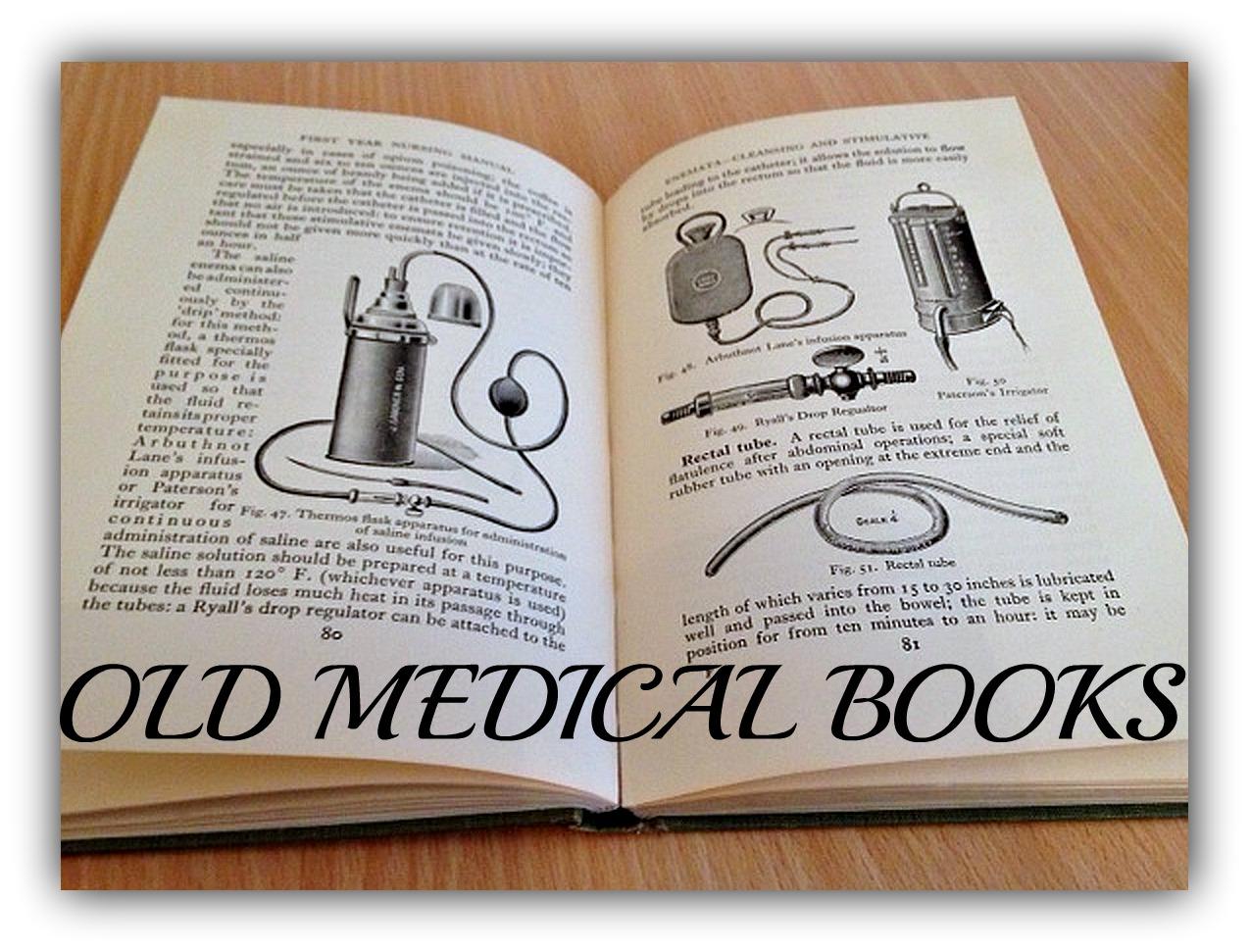 STTM Old Medical Books