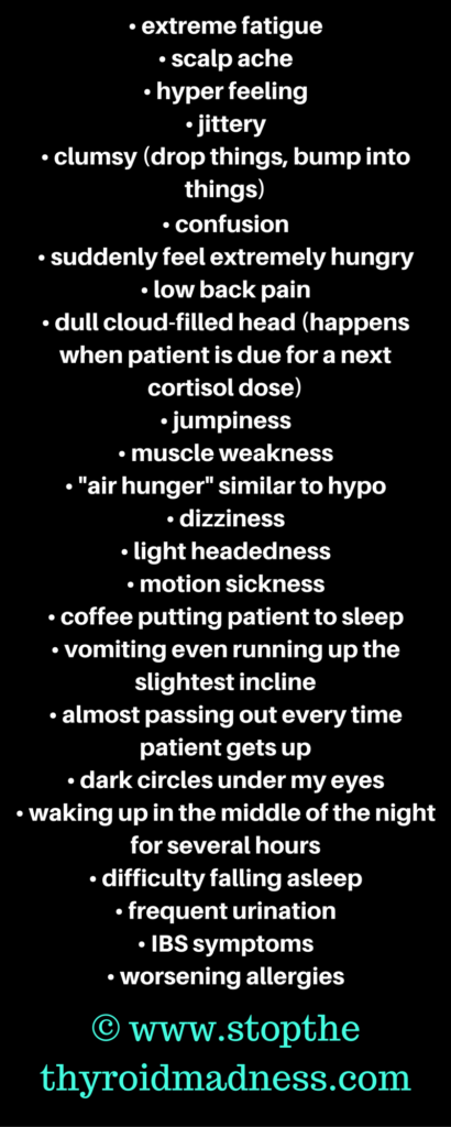 STTM graphic Adrenal symptoms part two BLACK BACKGROUND