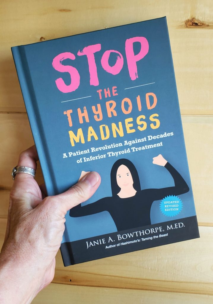 stop the thyroid madness book